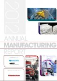 Annual Manufacturing Report 2012 - AMR front cover 2012