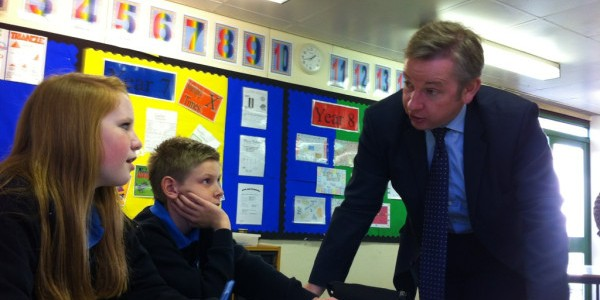 Education Secretary Michael Gove U-turned on his plan to scrap GCSE's yesterday and the Department for Education published its revised plan for the national curriculum.