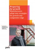 PwC Industrial Manufacturing - Preparing for Growth cover