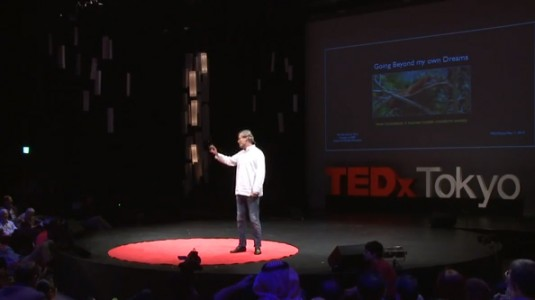 Gunter Pauli on Coffee TEDxTokyo: drink it, eat it, wear it
