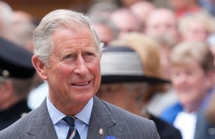 Prince Charles - photo courtesy of Dan Marsh