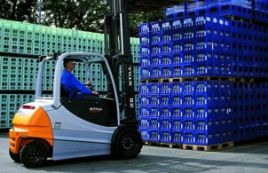 Kion brand STILL is a leading provider for intra-logistic processes.