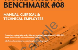Workforce Pay Benchmarking TM Sample 2013