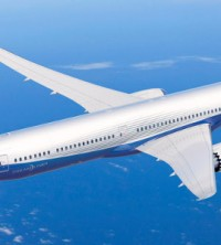 The Boeing Dreamliner 787-10 aircraft, which Boeing announced at this year's Paris Air Show.