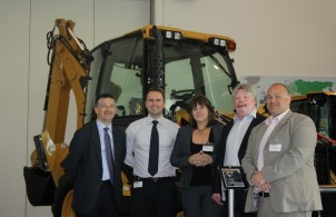Caterpillar Open Day