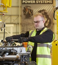 The UK's engine manufacturing industry id set for a bonanza few years.