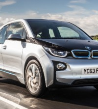 BMW reveals solar powered robots
