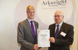 England, UK . 26.10.2012. London . Arkwright Scholarship Awards.