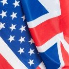 US trades boosts UK economy