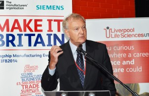 Terry Scuoler, EEF Chief Executive
