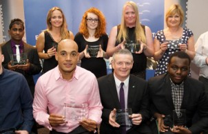 West Midlands' engineering stars recognised for commitment to learning