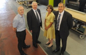 Warwickshire manufacturer boosted by EU grant