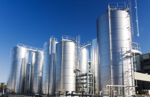Persan chemical plant