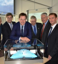 Nick Clegg champions manufacturing