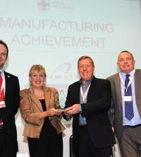 Birmingham plastics manufacturer Thermotec was honoured.
