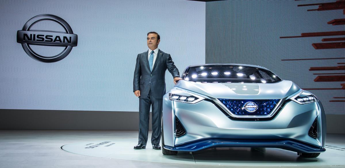 1. Nissan IDS
