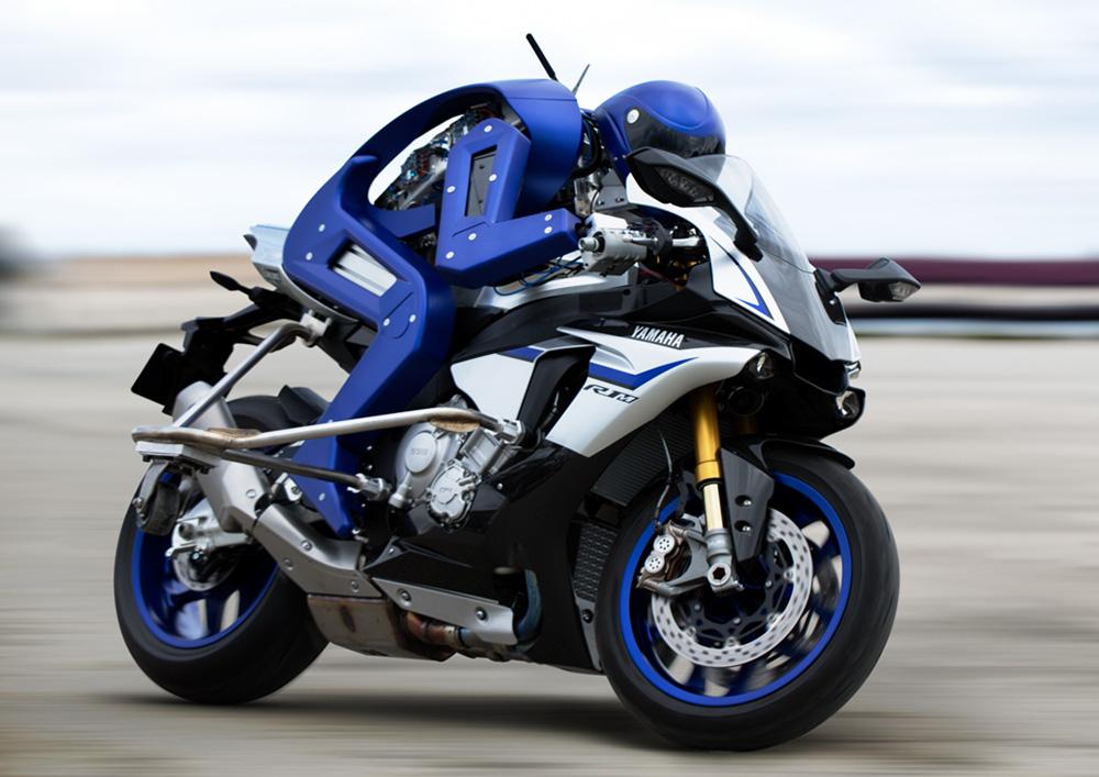10. Yamaha Motobot