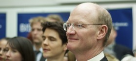 Minister for Universities and Science, David Willetts, announced new funding for science.