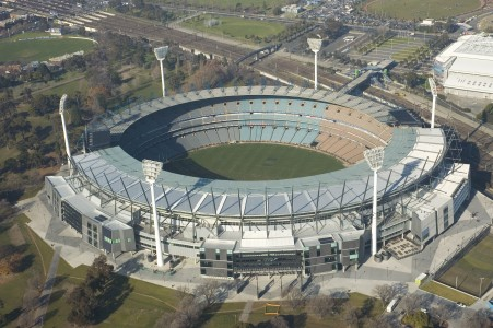 Ancon supplied the MCG Stadium, Melbourne, Australia