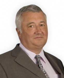 Geoff Budd, Managing Director, TR Fastenings