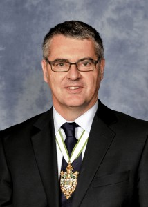 Master Cutler  Mr Neil A MacDonald