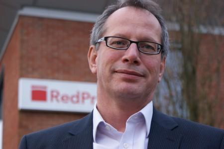 John Bailey, European vice-president, JDA Software