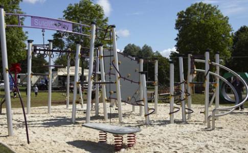 Sutcliffe Play Playground