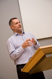 Professor Steve Evans, director of research at the EPSRC Centre for Innovative Manufacturing in Industrial Sustainability and director of the Centre for Industrial Sustainability at the IfM, University of Cambridge