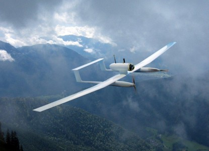 WWF's unmanned air systems track endangered species and identify poachers