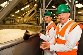 Muntons implemented energy monitoring and targeting at a cost of £100,000 and re-couped the investment in six months.