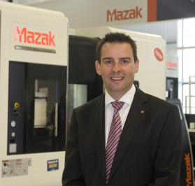 Richard Smith, MD UK and Ireland Sales, Yamazaki Mazak