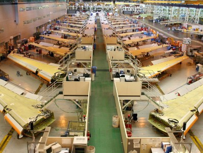 Airbus' Broughton facility in the UK completes wing final assembly for the entire Airbus family
