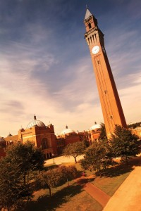 Aston Webb and Old Joe, The University of Birmingham