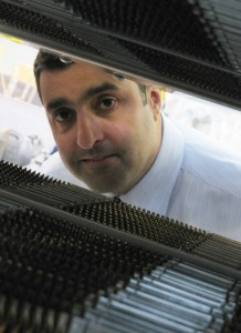 Leicester manufacturer returns to Export Connect 2014