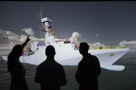 BAE Systems - Visualisation Suite 2
