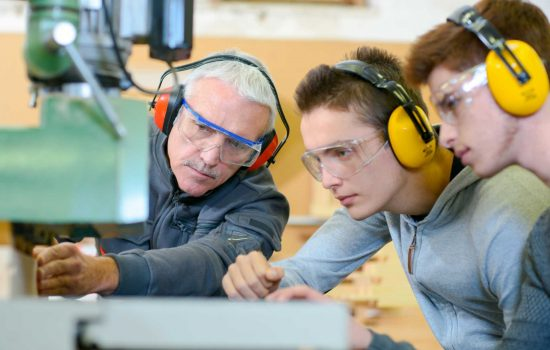 Woodwork Apprenticeship Levy Apprenticeships Figures Skills - image courtesy of Depositphotos.