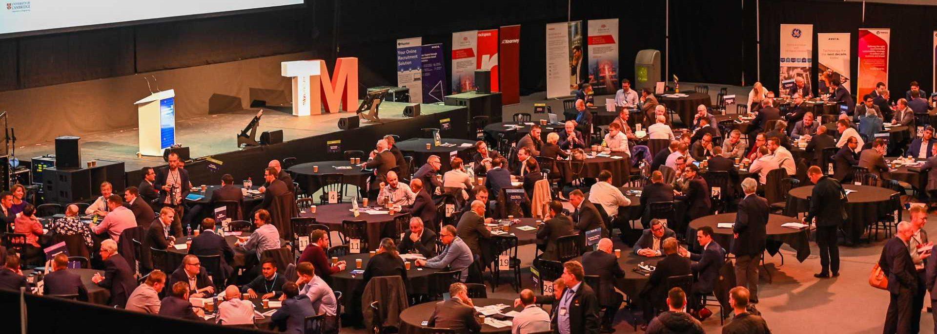 Manufacturing Leaders' Summit 2019 - image courtesy of The Manufacturer